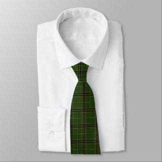 Irish Tartan Pattern Tie