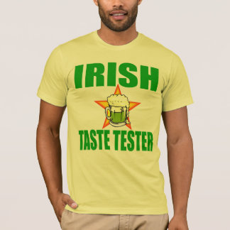 Irish Taste Tester T-shirt