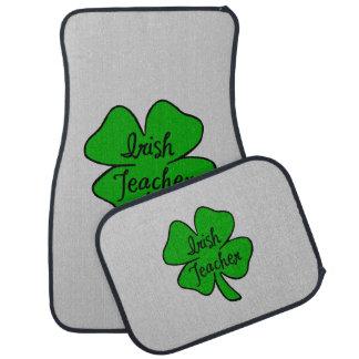 Irish Teacher Floor Mat