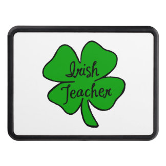 Irish Teachers Tow Hitch Covers