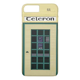 Irish Telephone Box iPhone 8 Plus/7 Plus Case