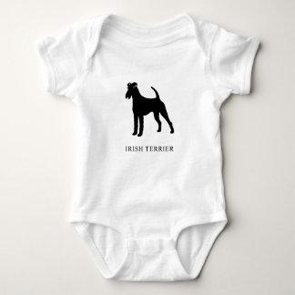 Irish Terrier Baby Bodysuit