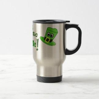 Irish to Drink - for St Patricks Day Travel Mug