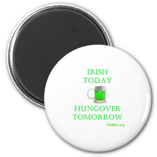Irish Today Magnets