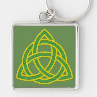 Irish Trinity Knot Keychain