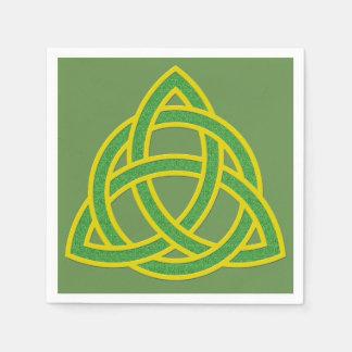 Irish Trinty Knott Napkin Paper Napkins