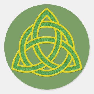 Irish Trinty Knott Sticker
