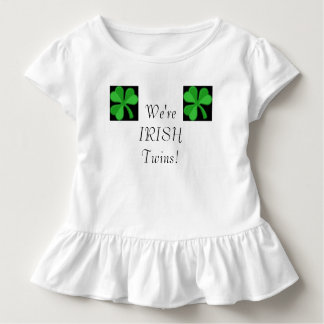 Irish twins shirt