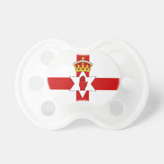 Irish Ulster flag Pacifier