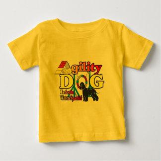 Irish Water Spaniel Agility Gifts Baby T-Shirt
