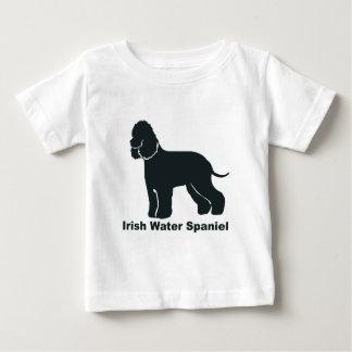 Irish Water Spaniel Baby T-Shirt