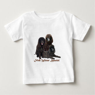 Irish Water Spaniel Can't Have Just One Baby T-Shirt