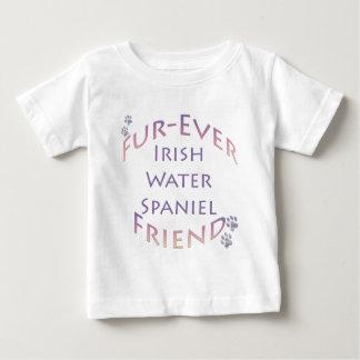 Irish Water Spaniel Furever Baby T-Shirt