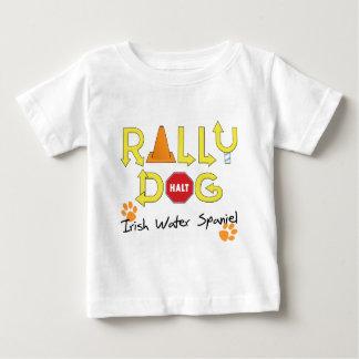 Irish Water Spaniel Rally Dog Baby T-Shirt