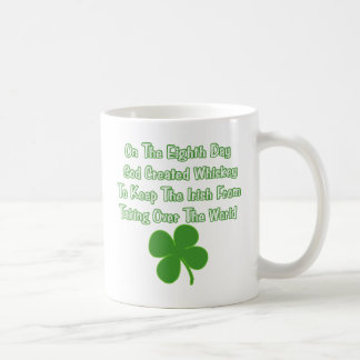 Irish Whiskey Coffee Mug