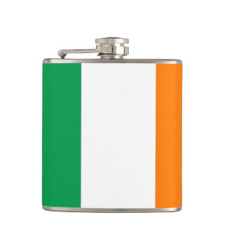 IRISH WHISKEY FLASK