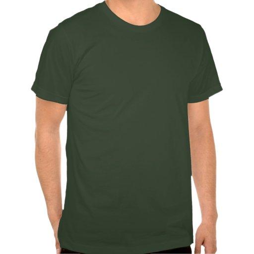 Irish White Clover T Shirts