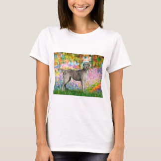 Irish Wolfhound 3 - Garden T-Shirt