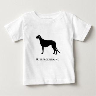 Irish Wolfhound Baby T-Shirt