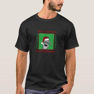 Irish Wolfhound Christmas T-Shirt