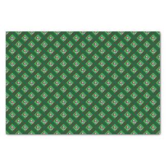 Irish Wolfhound Christmas Tissue Paper