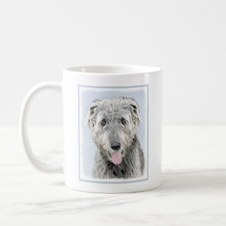 Irish Wolfhound Coffee Mug