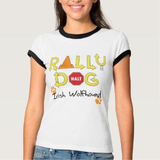 Irish Wolfhound Rally Dog T-Shirt