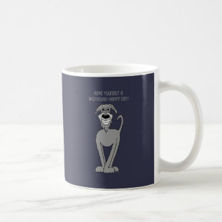 Irish Wolfhound Smile Coffee Mug