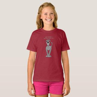 Irish Wolfhound Smile T-Shirt