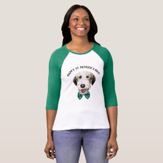 Irish Wolfhound St. Patrick's Day Shirt