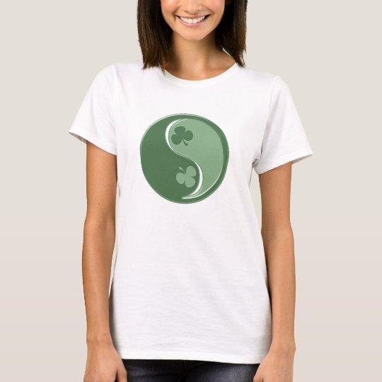 Irish Yin Yang T-shirt