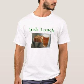 Irishmens Irish Lunch Eire Beer Shirts