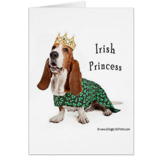 IrishPrincess Card
