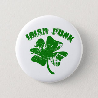 IrishPunk 2 Inch Round Button