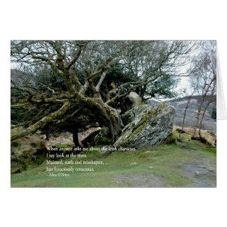 IrishTrees Card