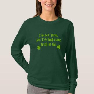 Irlandais dans moi t-shirt