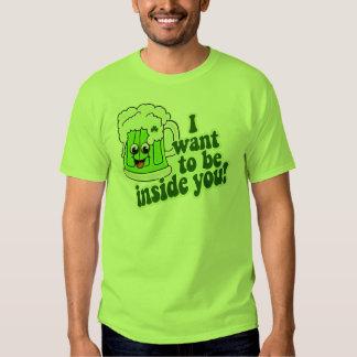 Irlandais drôle de Jour de la Saint Patrick T Shirt
