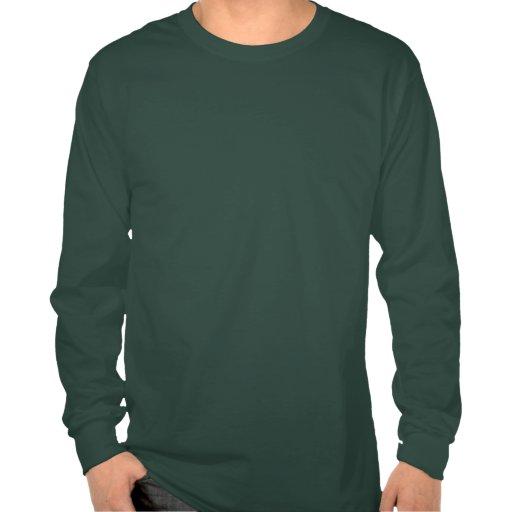 Irlandais du jour de St Patrick drôle T-shirt