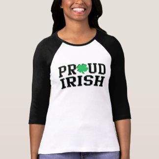 Irlandais fier t-shirt