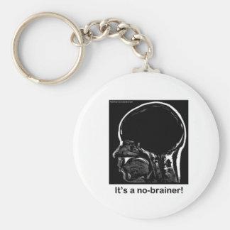 IRM C est une bêtise Porte-clé
