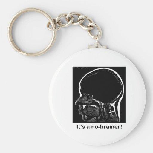 IRM : C'est une bêtise ! Porte-clé