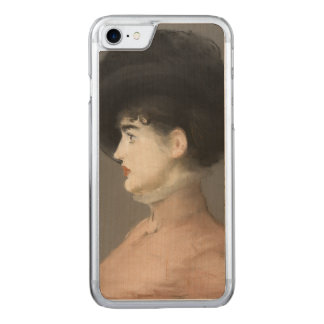 Irma Brunner by Edouard Manet Carved iPhone 7 Case