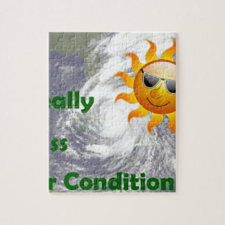 IRMA- I Really Miss Air Conditioning Jigsaw Puzzle