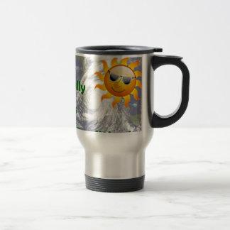 IRMA- I Really Miss Air Conditioning Travel Mug