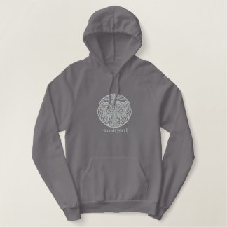 Irminsul Embroidered Hoodie