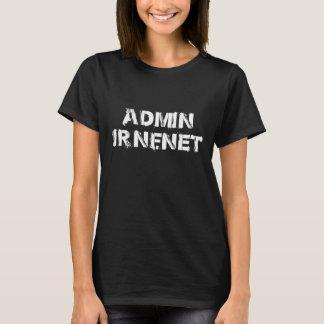IRNF ADMIN Womens TShirt