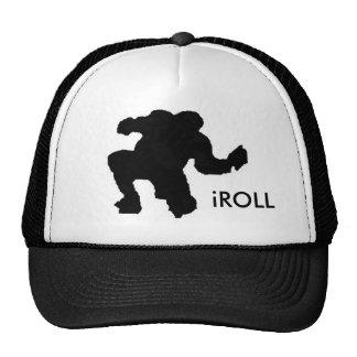iroll trucker hat