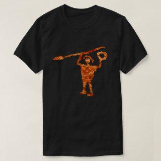 Iron Age warior from Valcamonica T-Shirt