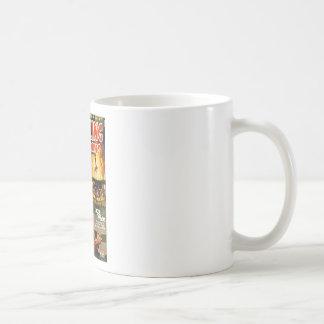 Iron Aliens Coffee Mug