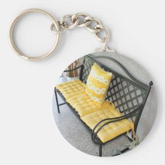 Iron Bench keychain